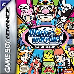 Wario Ware Inc. Mega Microgames Review