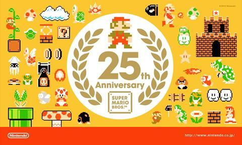 Super Mario Allstars 25th Anniversary edition