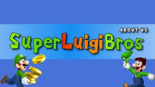 About Super Luigi Bros header image