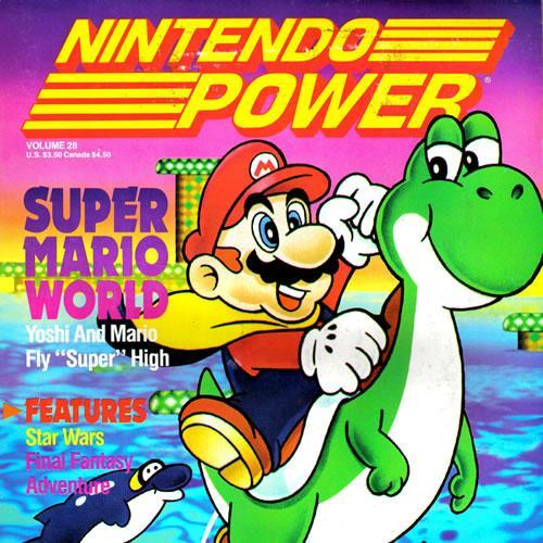 Check out our Super Mario article collection from Nintendo Power