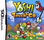 Yoshi Touch & Go Box Cover