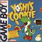 Yoshi's Cookie gameboy box cover