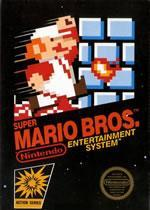 Super Mario Bros the ultimate sidescrolling platformer on the NES