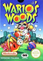 Wario's Woods on the NES - classic puzzler, has its similarities with Tetris and Dr. Mario
