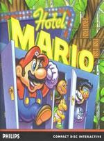 He's checkin in... He's checkin in.. to hotel Mario on the Philips CDi
