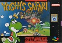 Yoshi's Safari one of the few Mario titles to use the Nintendo scope on the SNES