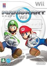 Mario Kart Wii box cover