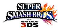 Super Smash Bros 3DS logo