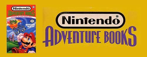 Nintendo Adventure Book 3 - Monster Mix-Up