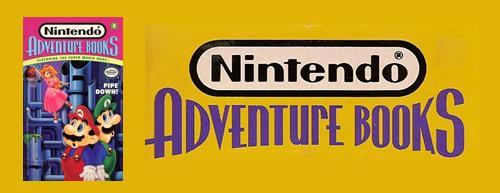 Nintendo Adventure Book 5 - Pipe Down Header