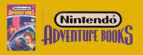 Nintendo Adventure Book 9 - The Crystal Trap