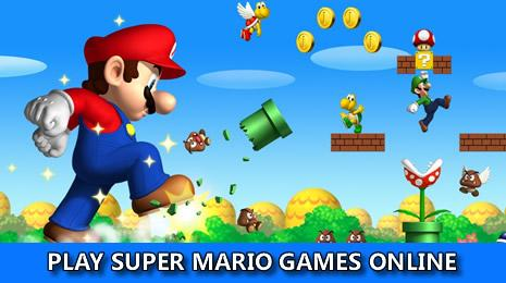 Super Mario Bros game section 3 header image