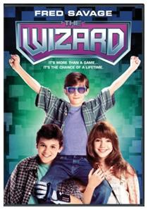 The front cover for the Wizard Movie