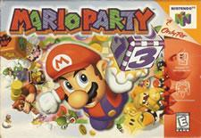 Mario Party box small