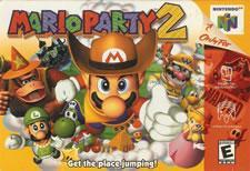 Mario Party 2 box small