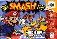 Super Smash Bros for the N64
